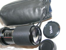 PENTAX K-A VIVITAR 70-210mm F4.5 MACRO LENS W/CAP for 35mm SLR, DLSR