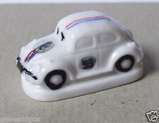 VW VOLKSWAGEN COX KAFER COCCINELLE CHOUPETTE FEVE PORCELAINE 3D 1/160 NEUF