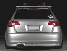 Audi A3 8PA Sportback Heckansatz Hecklippe Ansatz Lippe tuning-rs.eu