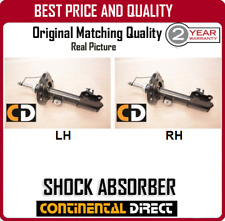 FRONT  LEFT AND RIGHT  SHOCK ABSORBER  FOR SAAB 9-3 GS3143FR OEM QUALITY