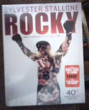 Rocky: Heavyweight Collection Blu-ray Disc 40th Anniversary Edition NEW + sealed