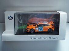 VW Scirocco R-Cup, ZF Sachs, Spark, orange, 1:43, Volkswagen