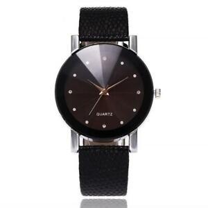 Mens quartz simple watch
