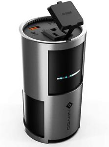 AC Power Bank Portable Charger NOVOO 22500mAh AC Outlet Laptop Power Bank Batter