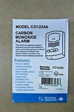 System Sensor Carbon Monoxide CO Detector 12/24 Volt, 4 Wire # CO1224A/NIB
