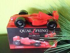 Qualifying for men red -  Eau de Parfum - 4 x 25 ml - Jean Pierre Sand  - NEU