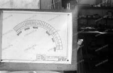 Negativ-Technische-Zeichnung-Skala-Zungen-Schwingungsmesser-1930er-Jahre-13