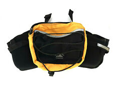 EMS Eastern Mountain Sports Rugged Fanny Pack Camping Hiking Belt Bag Hydration