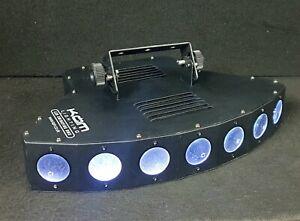 KAM Swingfire LED effect light DMX Stand alone Used