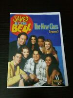 Saved By the Bell - The New Class: Season 3 (DVD, 2005, 3-Disc Set) Out of Print