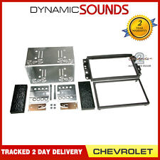 Double DIN Fascia Surround Panel For Chevrolet Aveo, Captiva, Epica, Kalos