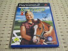 Abenteuer auf dem Reiterhof Die Meisterschule für Playstation 2 PS2 PS 2 *OVP*