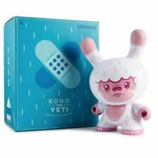 """Kidrobot - Kono The Yeti The Pink 8"""" Dunny by Squink LE 200"""