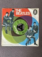 The Beatles - I'll Cry Instead / A Taste Of Honey Single 7""