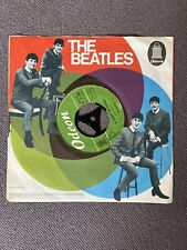 "The Beatles - I'll Cry Instead / A Taste Of Honey Single 7"""