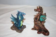 Hear No Evil Dragon Figurine & Dragon Candle