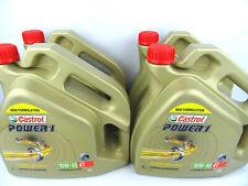 Aceite Castrol Power1 10w40 4 litros 4T