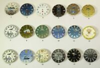 Wostok Vostok Commander dial for Russian wrist watch 2414A cal 17 jew #2