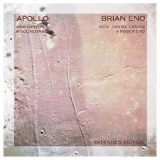 Apollo: Atmospheres & Soundtracks - Brian Eno (Extended  Album) [CD]