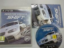 Need for speed shift - PS3 Playstation 3 PAL ESP