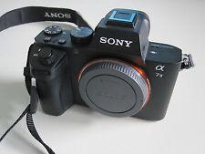Sony Alpha 7 II ILCE-7M2 24.3 MP SLR-Digitalkamera, a7II