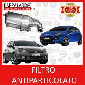 FILTRO ANTIPARTICOLATO FIAT BRAVO II PUNTO GRANDE PUNTO 1.6 D MULTIJET