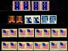 2007 Definitive Coil Pairs year set/13 - MNH