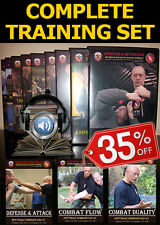Russian Martial Arts DVD set - 20 Self-Defense Videos of Russian Combat Systema