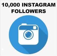 Instagram Follower - 10000 Follower Safe & Fast