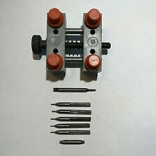 Adjust Holder Micro Vise #16-925 Also New listing Watchmaker Hr Watch Case Movement