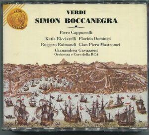2CD Box Verdi: Simon Boccanegra - Cappuccelli Ricciarelli (RCA)
