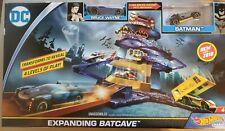 Hot Wheels DC Comics Batman Expanding Batcave Playset 2018