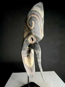 Old Mosquito Mask, Kairiru Island, M. Sepik, Papua New Guinea, PNG, Tribal Art