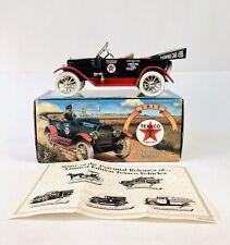 Texaco 1917 Maxwell Touring Car Collector Series 14 1997 Ertl Collectibles
