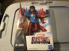 MARVEL RISING Ms. Marvel Doll - NEW IN BOX