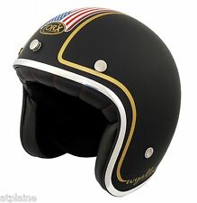 CASQUE JET WYATT Homologué ABS US Flag Taille M