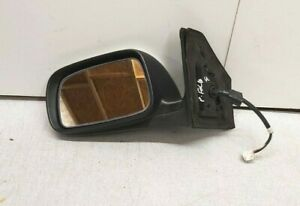 TOYOTA AVENSIS 03-2005 PASSENGER ELECTRIC POWER FOLDING WING MIRROR LEFT SILVER