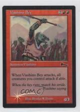 1999 Magic: The Gathering - Urza's Legacy #93 Viashino Bey Magic Card 1i3