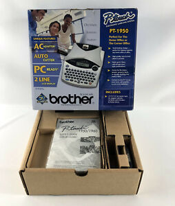 Brother P-Touch PT-1950 Electronic Labeling System