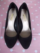 Dorothy Perkins Court Suede Upper Heels for Women