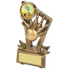 Ten Pin Bowling Trophy male 9 cm Free Engraving up to 30 Letters SALE