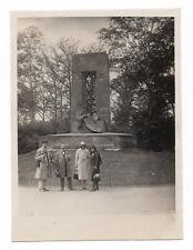 PHOTO ANCIENNE Amateur Caméra Appareil photo Photographe Photographié 1930