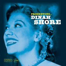 Dinah Shore - Presenting...CD 2003 NEW/SEALED