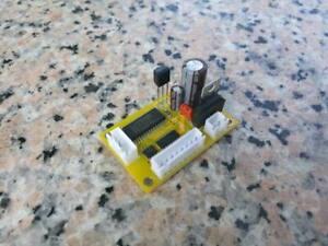 Hifi Remote Volume Control Board / Kit With Aluminum Remote