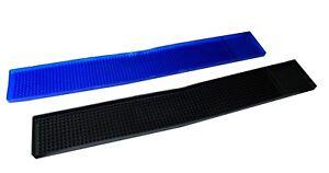 Piazza Effepi Mat BAR 23 5/8X3 5/16in Black Or Blue Promo