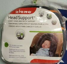 Diono 2-in-1 Infant Head Support Pillow for Car Seat or Stroller Grows with Baby