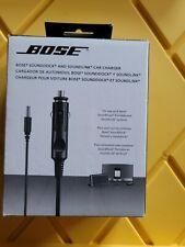 Genuine Oem Bose Sounddock And Soundlink Portable Car Charger 343026-0020