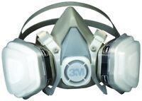 3M 07192 Dual Cartridge Respirator Assembly, Organic Vapor/P95, Medium