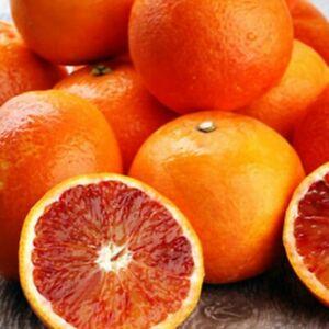 Arance Tarocco di Sicilia Bio 15 Kg Naturali Pezzatura Medio Grande Alta Qualità