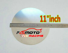 """11"""" DIA. 280mm Aluminum Disc Circle Blank Plate Flat Sheet Round 2mm Thickness"""